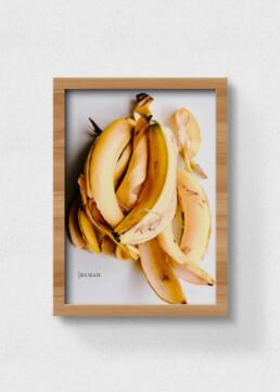 børnebord plakat banan