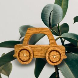 legetøjsbil