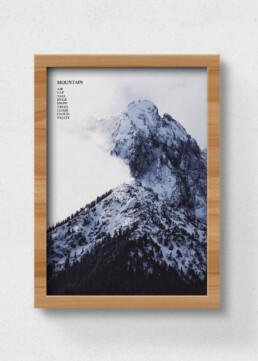 poster mountain